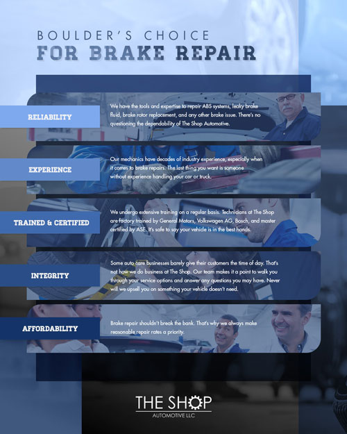 Signs That It's Time for a Brake Replacement